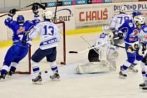 II.NHL, Tábor - Kolín (4:1)