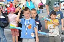 Dětský den na Masarykově mostě
