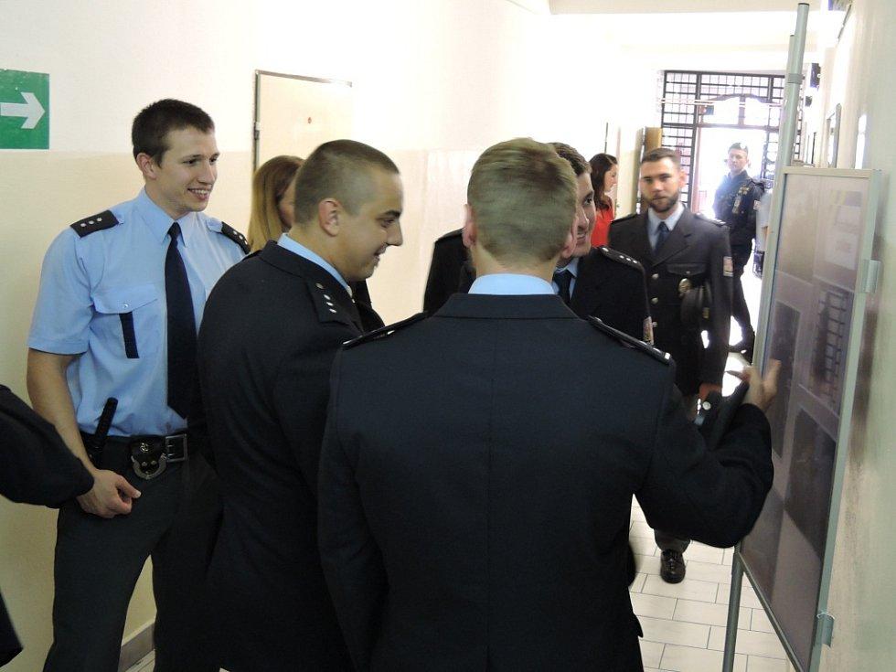 Nová policejní služebna na kolínském sídlišti.