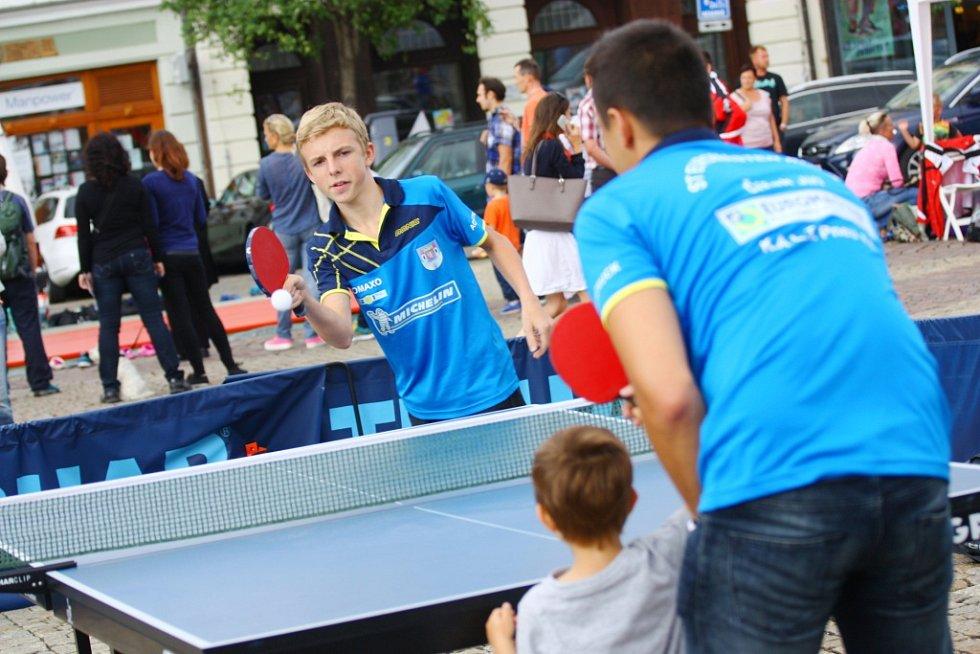 Kolínské sportovní kluby lákaly děti