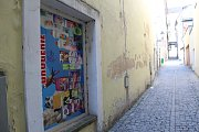 Zlatá ulice v Kolíně
