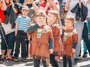Oslavy 580. výročí povýšení Českého Brodu na město