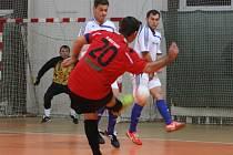 Z utkání SKP Kolín - Betis Kadaň (6:2).