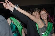 Studentské veselí maturitního plesu