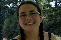 Michaela Brčáková, dobrovolnice době koronavirové krize.