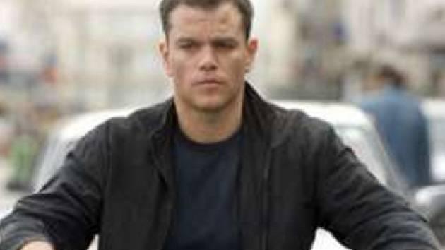 Matt Damon alias elitní tajný agent Jason Bourne.