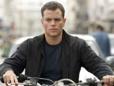 Matt Damon alias elitní tajný agent Jason Bourne.