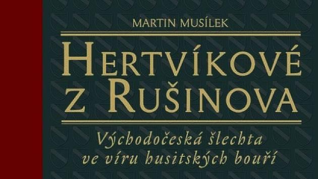 Obálka knihy Hertvíkové z Rušinova