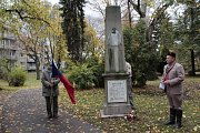 Českobrodští si připomínali vznik Československa.