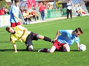 Fotbal mládež 14.10.