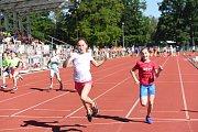 Žáci základních škol z kolínského regionu si užijí sportovní týden.