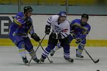 Kolínským hokejistům první duel vyšel na jedničku. V Břeclavi vyhráli o tři góly.