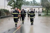 Povodně v Klučově