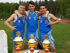 Kolínští závodníci se stali vítězi Středočeského poháru smíšených družstev mužů a žen.