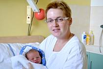 Matěj Sýkora se poprvé podíval na maminku Helenu a tatínka Petra 30. července 2013. V den svého narození měřil 50 centimetrů a vážil 2820 gramů. Rodina bydlí v Kolíně.
