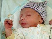 Prvorozený syn Jakub Rýgl se narodil přesně v den termínu 4. února s mírami 50 cm a 3555g mamince Jarče a tatínkovi Martinovi ze Sokolče.