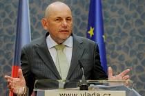 Profesor ekonomie Michal Mejstřík (na snímku z 18. července 2011), bývalý člen Národní ekonomické rady vlády (NERV).