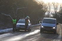 Smrtelná nehoda u Českého Brodu