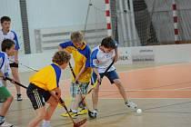 Kolínské sportovní dny 2013 - florbal.
