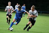 Z přípravného utkání FK Kolín - Hradec Králové B (4:2).