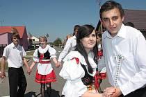 Oslava májů ve Volárně