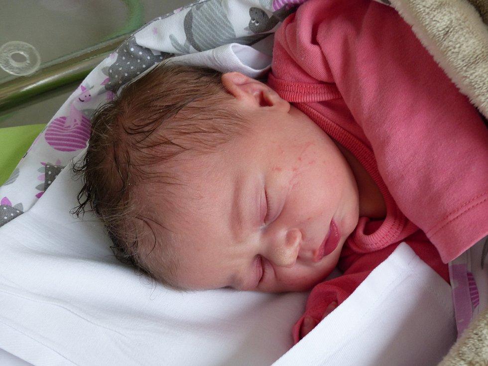 Izabela Klímová se narodila 10. ledna 2021 v kolínské porodnici, vážila 3200 g a měřila 50 cm. Do Nebovid odjela se sestřičkou Emou (19 měsíců) a rodiči Dominikou a Martinem.