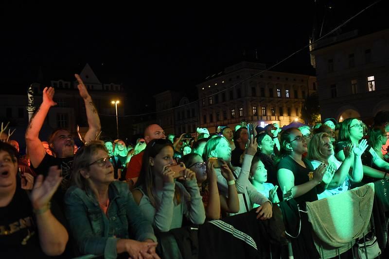 Závěrečný koncert Kolínského kulturního léta