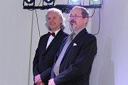 Imatrikulační ceremoniál Osobnosti roku Kolína Jiřího Dvořáka