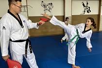 Z mezinárodního mistrovství Lents Taekwondo Worldwide Sports Online Poomsae Open 2020