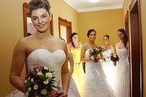 Svatební veletrh v Němčicích