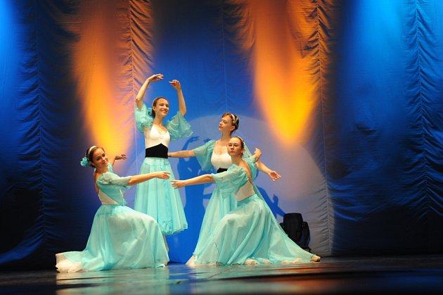 Středočeští tanečníci se sešli v Kolíně.