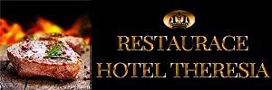 Restaurace Hotelu Theresia vKolíně.