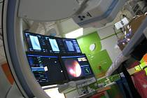 Miniinvazivní terapeutické multidisciplinární pracoviště endoskopického centra v Kolíně.
