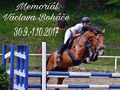 Memoriál Václava Boháče se koná na jízdárně za nemocnicí.