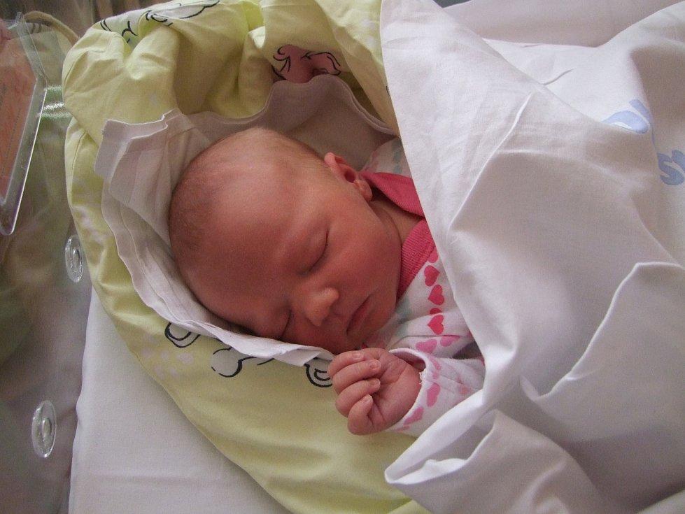 Agnes Kuchtová přišla na svět 9. ledna 2018 s mírami 48 cm a 2830 gramů. Doma se na ni těší malá devatenáctiměsíční sestřička Stela. Spolu s ní, maminkou Terezou a tatínkem Jiřím bude vyrůstat v Lipanech.