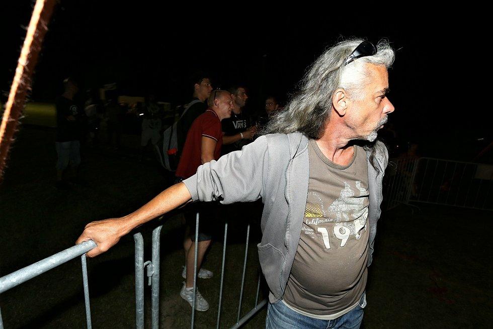 Z festivalu Vosekfest 2020.