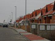 Výstavba rodinných domů ve Štítarech