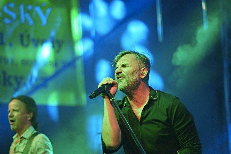 Plaňany Fest nabídl pestrou směsici hudebních žánru.
