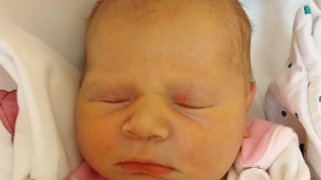 Libuše Danilková se narodila 18. března 2020 ve 2.29 hodin v čáslavské porodnici. Vážila 3500 gramů a měřila 50 centimetrů. Domů do Kolína si ji odvezla maminka Libuše.