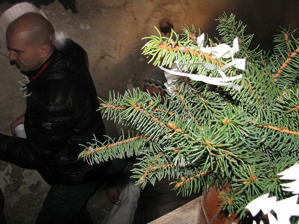 Vánoce na tvrzi v Nebovidech, 14.12.2014