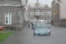 Povodně v Kolíně