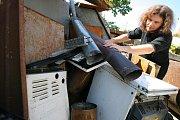 Novela zákona o odpadech má upravovat podmínky pro výkup kovového šrotu.