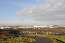 Průmyslová zóna Kolín - Ovčáry.