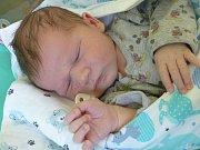 Arnošt Kudrásvili se narodil 22. února 2019, vážil 4830 g a měřil 55 cm. V Žehuni bude bydlet s maminkou Blankou a tatínkem Lukášem.