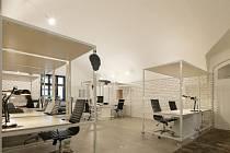 Sdílené kanceláře. Ilustrační foto.