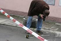 Policie zatýkala další dealery drog v Pečkách. 11.3. 2009