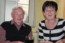 Setkání důchodců v Polepech