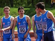 Na Youth Athletics byly k vidění špičkové mládežnické výkony.
