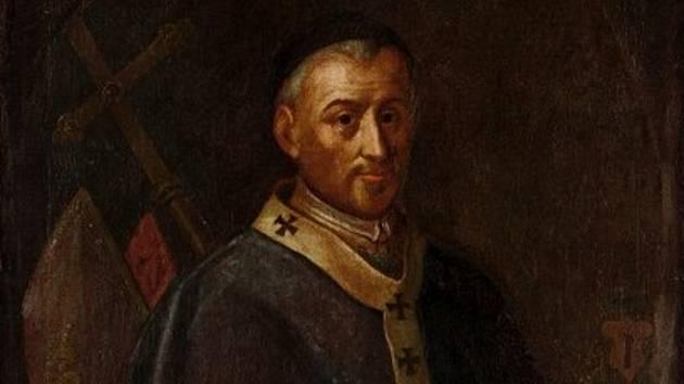 Portrét pražského arcibiskupa Jana III. Lohelia.