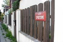 Jednou z ulic, kterou v brzké době čeká změna názvu, je Sportovní.